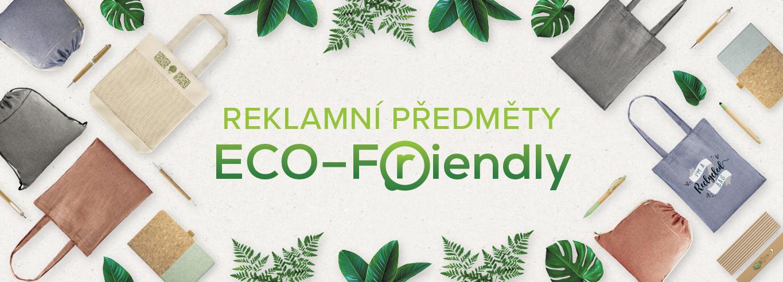 Ekologicky šetrné reklamní předměty