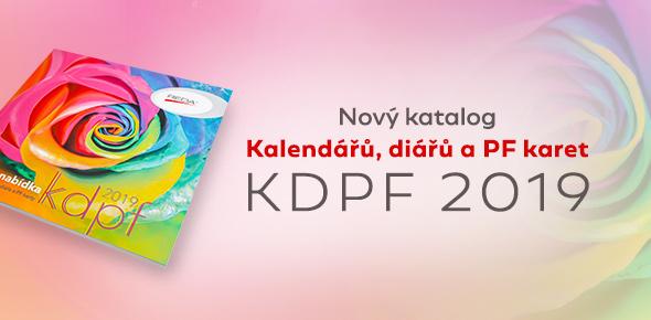 Nabídka KDPF 2019