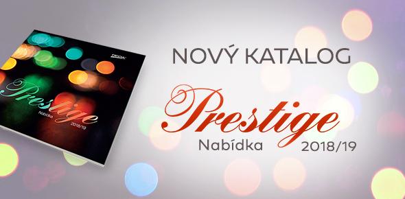 Nabídka PRESTIGE 2018/19