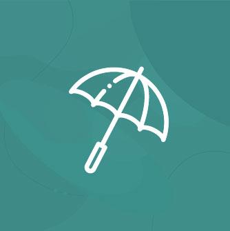 Deštníky a pláštěnky